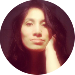 A photo of Alejandra Ortiz.